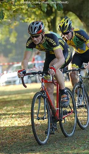 National Trophy Cyclo-cross, Chorley, 2005